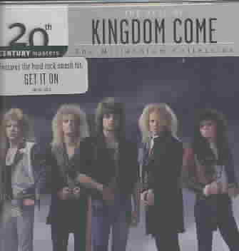 20TH CENTURY MASTERS:MILLENNIUM COLLE BY KINGDOM COME (CD)