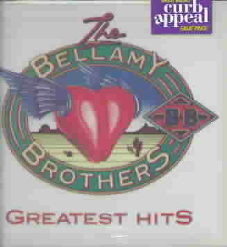 GREATEST HITS VOL 1 BY BELLAMY BROTHERS (CD)