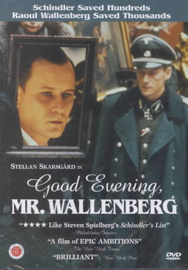 GOOD EVENING MR. WALLENBERG BY SKARSGARD,STELLAN (DVD)