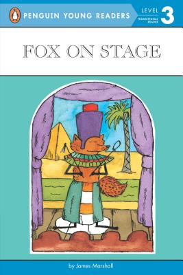 Fox on Stage By Marshall, James